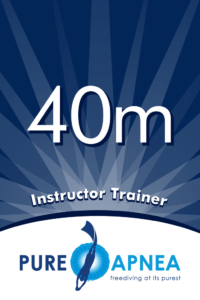 Adventure Freediver Instructor Trainer