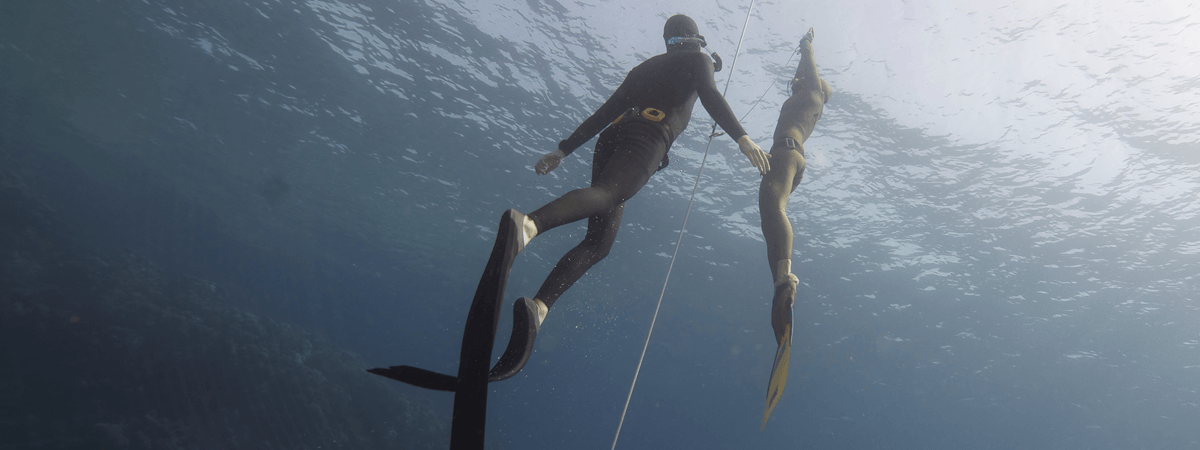Safe Freediving