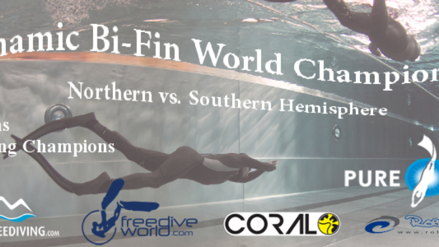 Pure Apnea Dynamic Bi-fin World Championship 2016